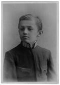 Stanisław Vincenz, uczeń 4 klasy gimnazjum
