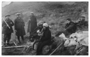 Na zboczach Czarnohory, Stanisław Vincenz, Irena Vincenzowa i przyjaciele