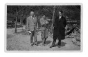 Lwów, Stanisław i Staśko Vincenz, Izydor Blumenfeld
