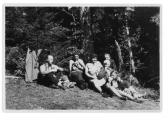 Worochta, grupa z Basią Vincenz po prawej