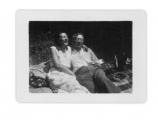 Bystrzec, Irena Vincenzowa i Marian Haleniak