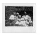 Bystrzec, Marian Haleniak, Stanisław i Irena Vincenzowie, Petro Matarzuk (sąsiad)