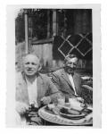 Bystrzec, Stanisław Vincenz i Marian Haleniak