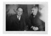 Hans Zbinden i Christian Sénéchal