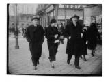 Lwów, Milo Meisels, Stasia Blumenfeld, Stanisław Vincenz