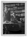 Berno, u Hansa Zbindena, Marina Segantini i Hans Zbinden