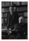 Berno, u Hansa Zbindena, Stanisław Vincenz i Hans Zbinden