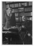Berno, u Hansa Zbindena, Marina Segantini i Stanisław Vincenz