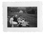 Bystrzec, Irena i Stanisław Vincenzowie, pan i pani Williams, pani Rose
