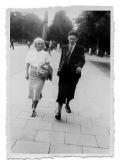 Warszawa, Lena i Andrzej Vincenz