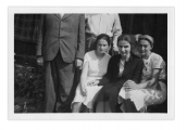 Sierpień 1939, Niuta Lipszyc, Marina Zbinden, Irena Vincenzowa