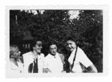 Węgry, Katarzyna Pobiarzyn, Helena Surmiak, Irena i Barbara Vincenz
