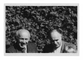 Berno, Stanisław Vincenz i Hans Zbinden