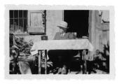 La Combe, La Chapelle. Stanisław Vincenz