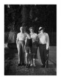 Otto i Myrrha Hausherr (z domu Holzapfel), ich syn, Stanisław Vincenz