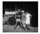 Zakamarki Chamrousse. Andrzej, Stanisław i Kazimierz Vincenzowie