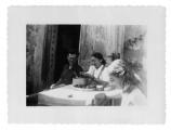 La Combe, La Chapelle. Andrzej i Irena Vincenz, pani Smiga, żona malarza z Paryża