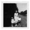 Newark (USA), Kasia Ciulis (z domu Pobiarzyn) i dwoje dzieci Kaszniców