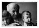 Zürich, Stanisław Vincenz z dziećmi