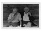 Adelboden, Hans Zbinden i Stanisław Vincenz