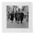 Grenoble, pani Germaine Bichet, Anne-Marie Bichet, Stanisław Vincenz