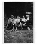 Adelboden, Kazimierz Vincenz, Alina Chodkowska-Vincenz, Irena i Stanisław Vincenzowie