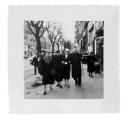 Grenoble, Irena Vincenzowa, pani Bichet, Marga (student niemiecki), Stanisław Vincenz