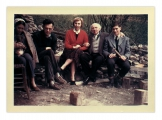La Combe, Barbara i Andrzej Vincenz, Anne-Marie Bichet, Stanisław Vincenz, NN