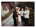 La Combe, Stanisław, Halszka i Irena Vincenz, NN