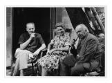 La Combe, Le Mas, Willy Schuppisser, jego żona, Stanisław Vincenz