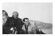 Ischia, San Angelo, Stanisław Vincenz i John Marbach