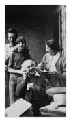 La Combe, Le Mas, Andrzej Vincenz, córka Paula Cazin, Stanisław i Irena Vincenzowie