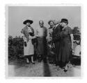 La Combe, Irena Vincenzowa, Camille Caille,  Alexandre Schplett, Stanisław Vincenz, babcia Kluczyńska