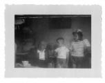 La Combe, Le Mas, Stanisław Vincenz i dzieci sąsiadów