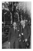 Grenoble, Z. Schneigert i Stanisław Vincenz