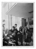 Lozanna, Stanisław Vincenz, Gérard Wanders, Barbara i André Wanders, Irena Vincenzowa
