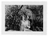 La Combe, Ania Vincenz i Anne-Marie Bichet