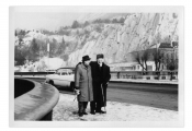 Grenoble, Gustav Goldberg i Stanisław Vincenz