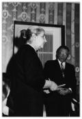 Berno, Ambasada Izraela, Jeanne Hersch, Ambasador