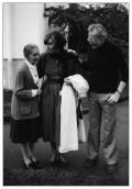 Chexbres, Irena Vincenzowa, Ruth Marbach, Andrzej Vincenz